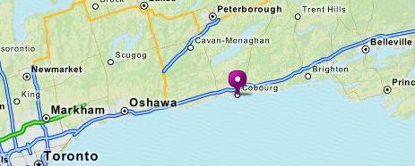 Cobourg Ontario