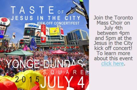 TMC Downtown Toronto July 4