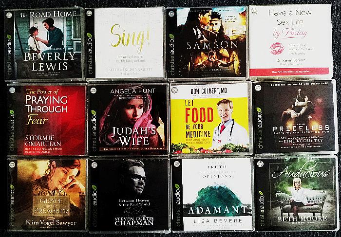Audio Books 2