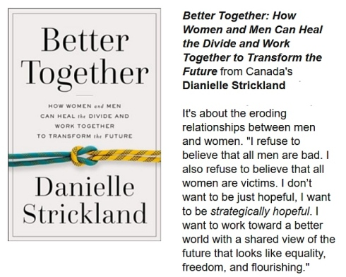 Better Together - Strickland FB