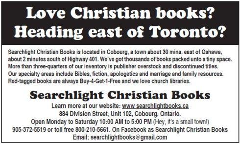 Christian Herald Advert
