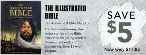 Coupon Book 2017 - Illustrated Bible