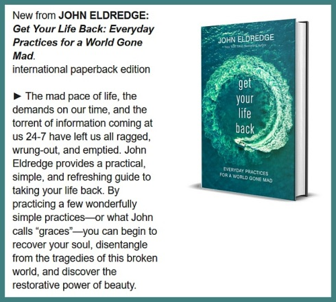 Eldredge - Get Your Life Back Website