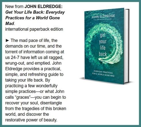 Eldredge - Get Your Life Back Website