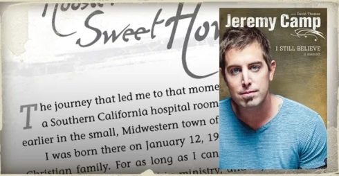 Jeremy Camp - I Still Believe - Book