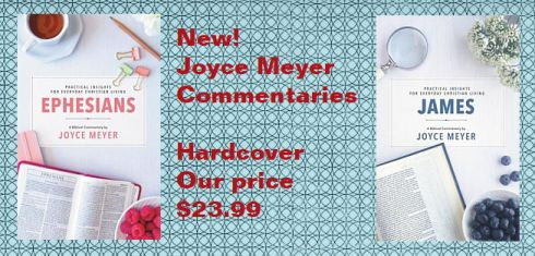 Joyce Meyer Commentaries