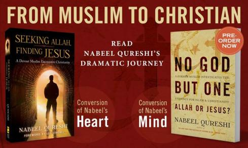 Nabeel Qureshi books