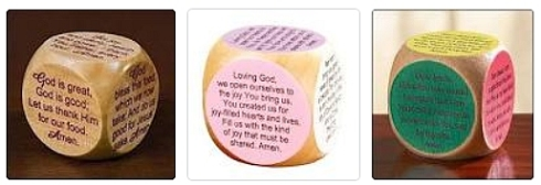Prayer Cubes