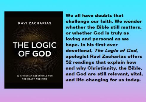 Ravi Zacharias - The Logic of God