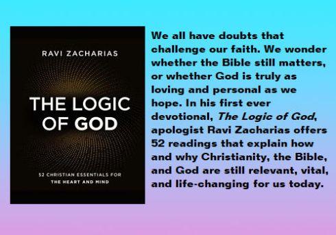 Ravi Zacharias - The Logic of God