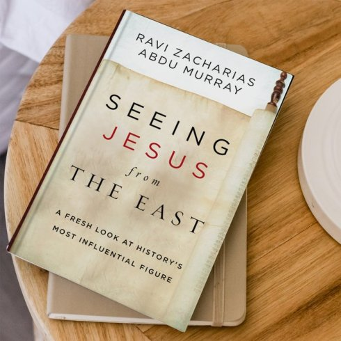 Seeing Jesus from the East - Display Ad
