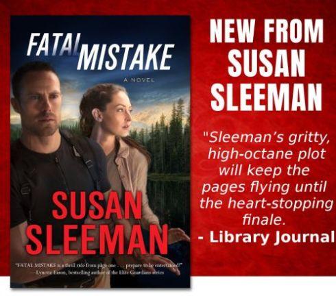 Susan Sleeman - Fatal Mistake