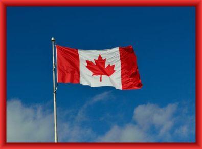 Canada Flag 2